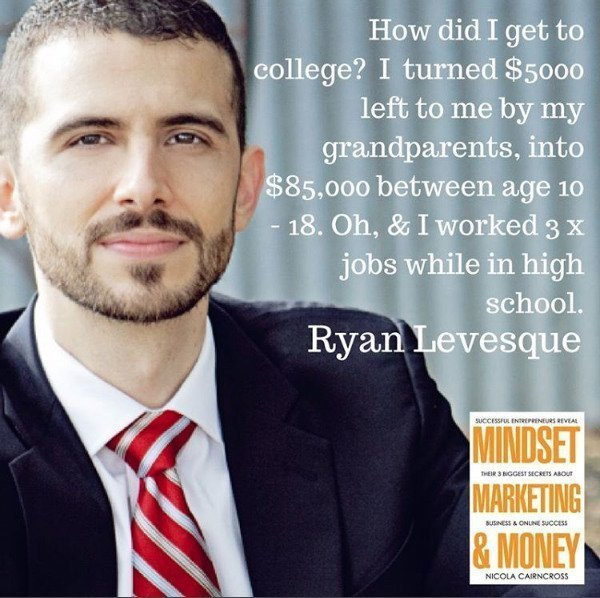 Ryan Levesque - Clicks And Leads Podcast with Nicola Cairncross