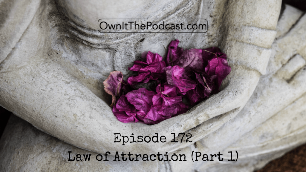 Own It! 172 | Law of Attraction (Part 1)