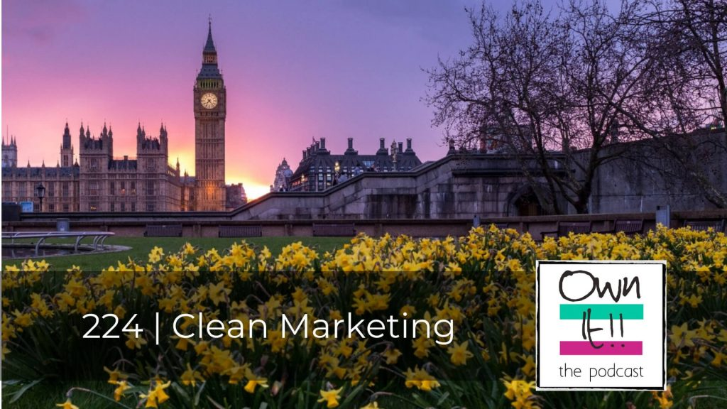 224 | Clean Marketing