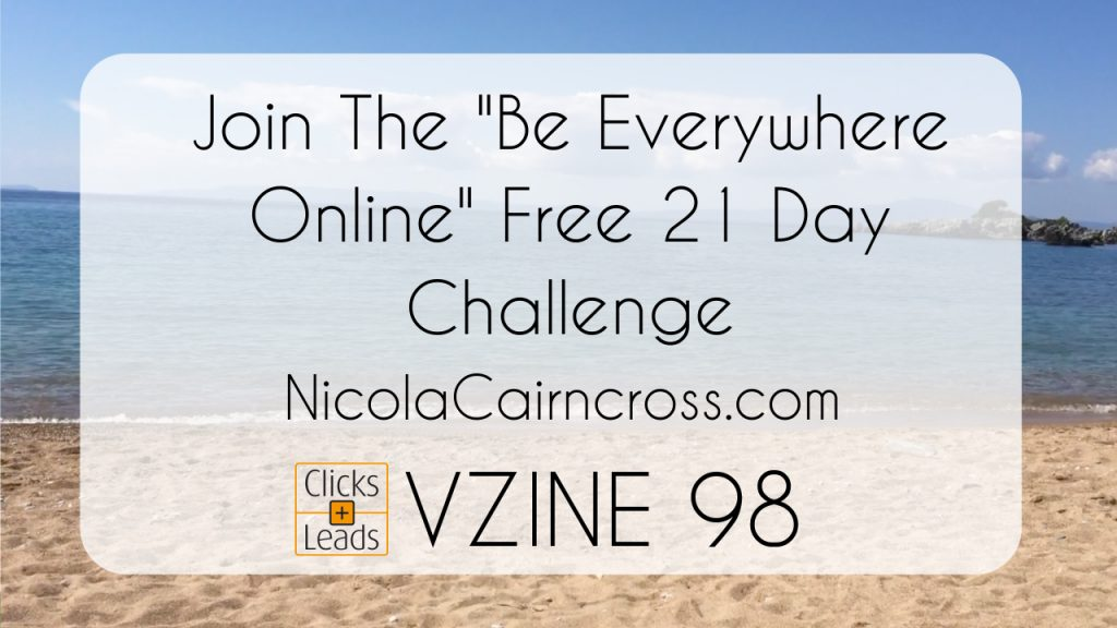 """Clicks & Links Vzine 