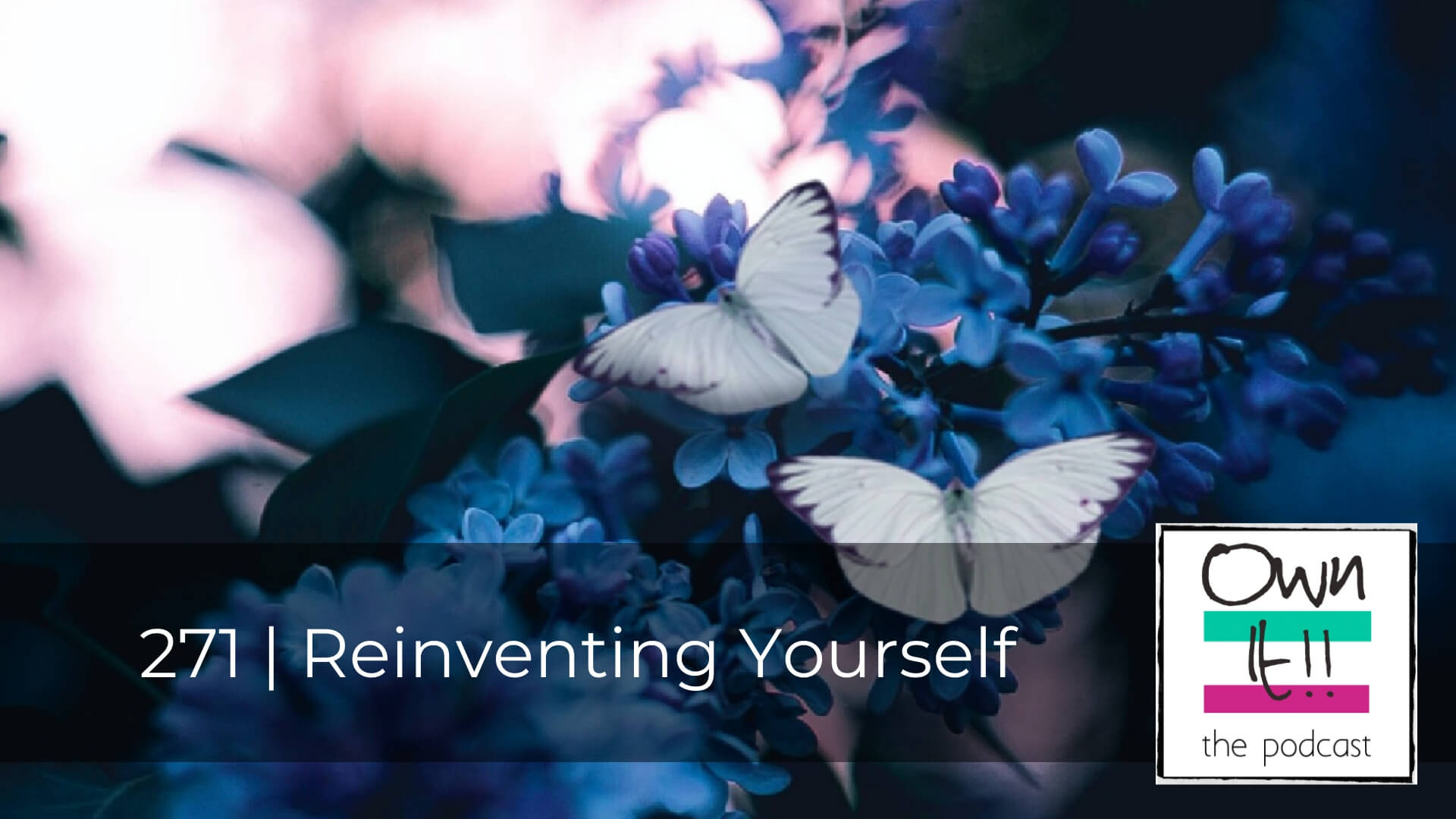 Own It! 271 | Reinventing Yourself