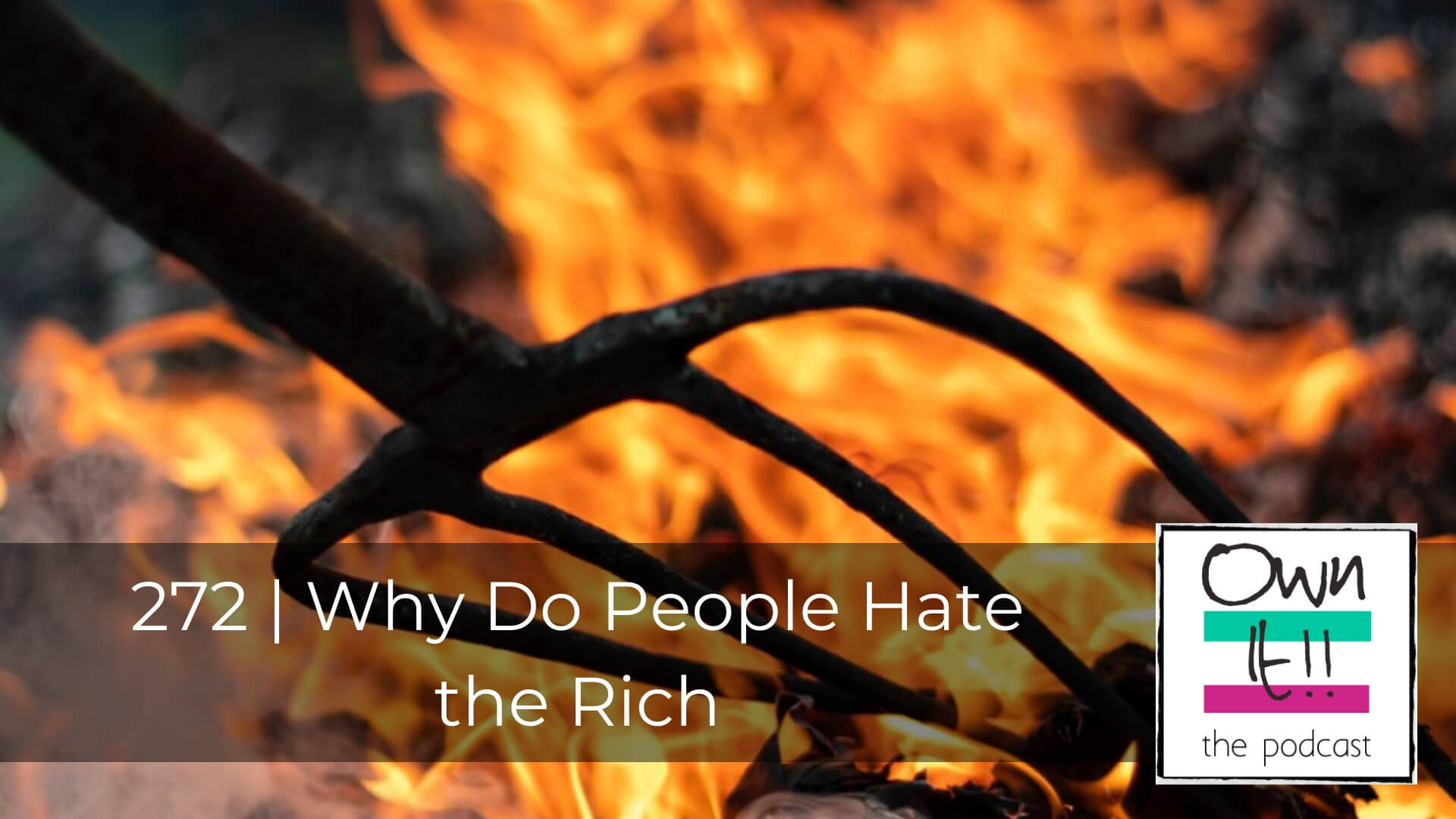 Own It! 272 | Why Do People Hate the Rich